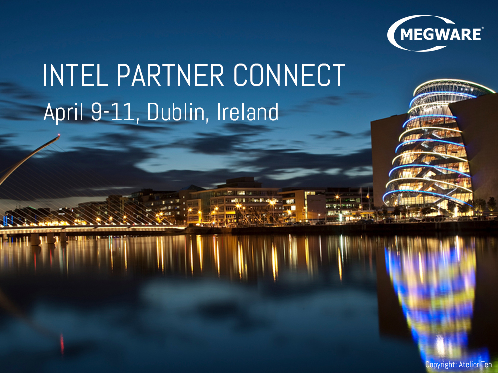 INTEL PARTNER CONNECT 2019